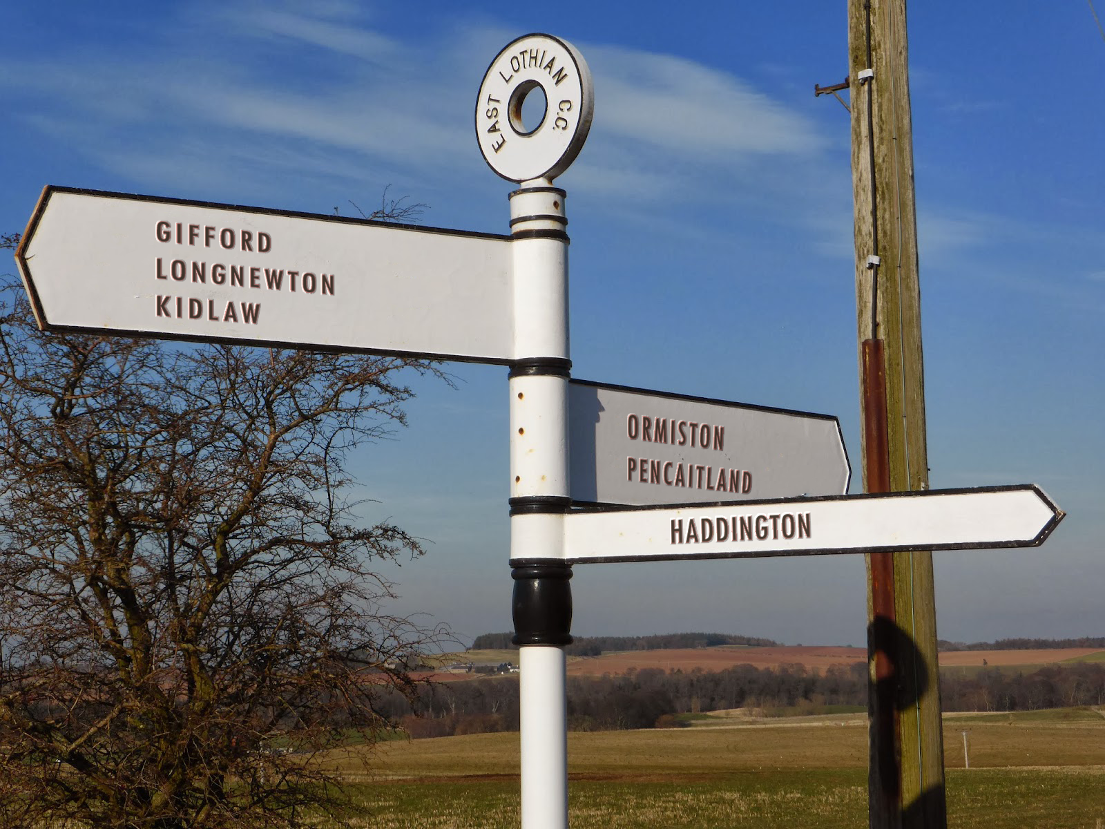 Haddington & Lammermuir By-Election – 9th May 2019