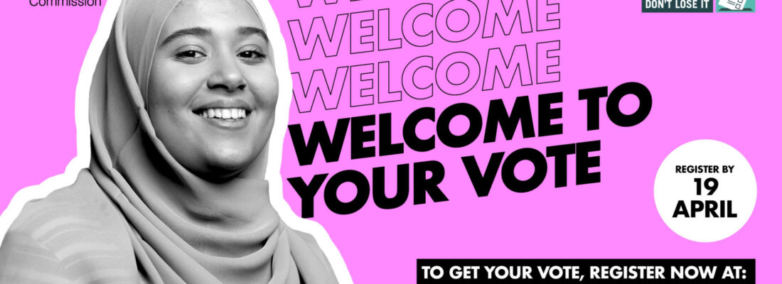 Welcome to Your Vote
